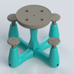 Aqua-Rita Table - Above Image
