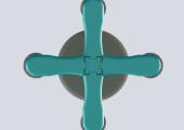 Aqua-Rita Table - Below View